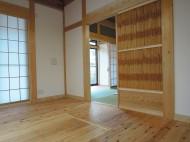 板倉工法の家